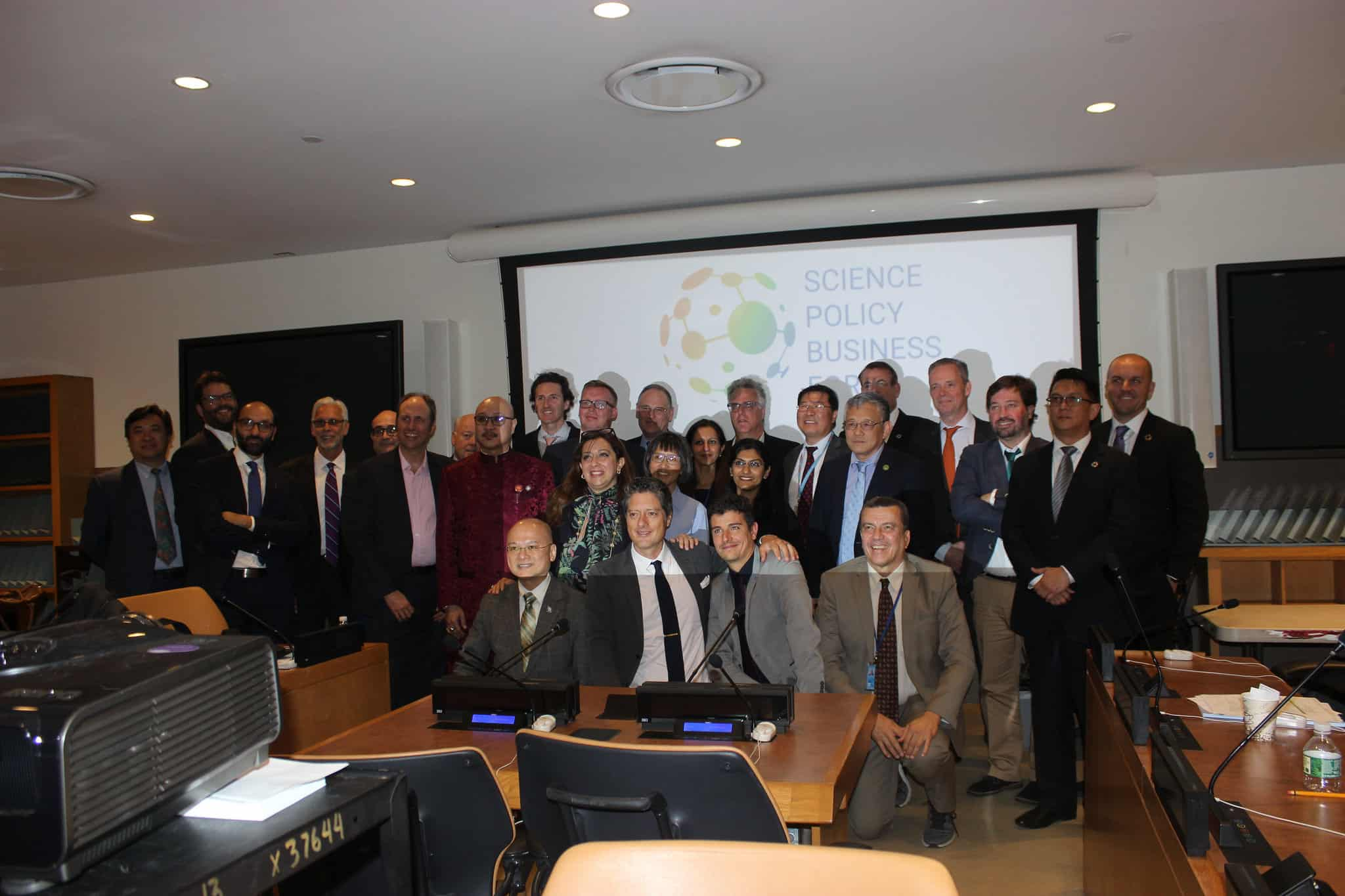 UN-SPBF New York Scoping Meeting