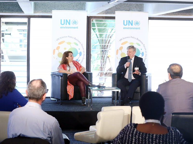 UN leads new united push on green tech solutions