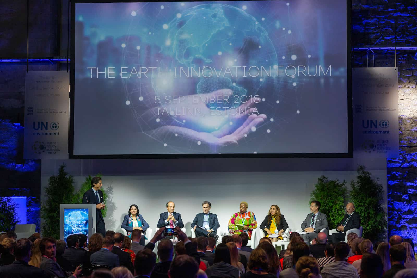 Earth Innovation UN-SPBF Session