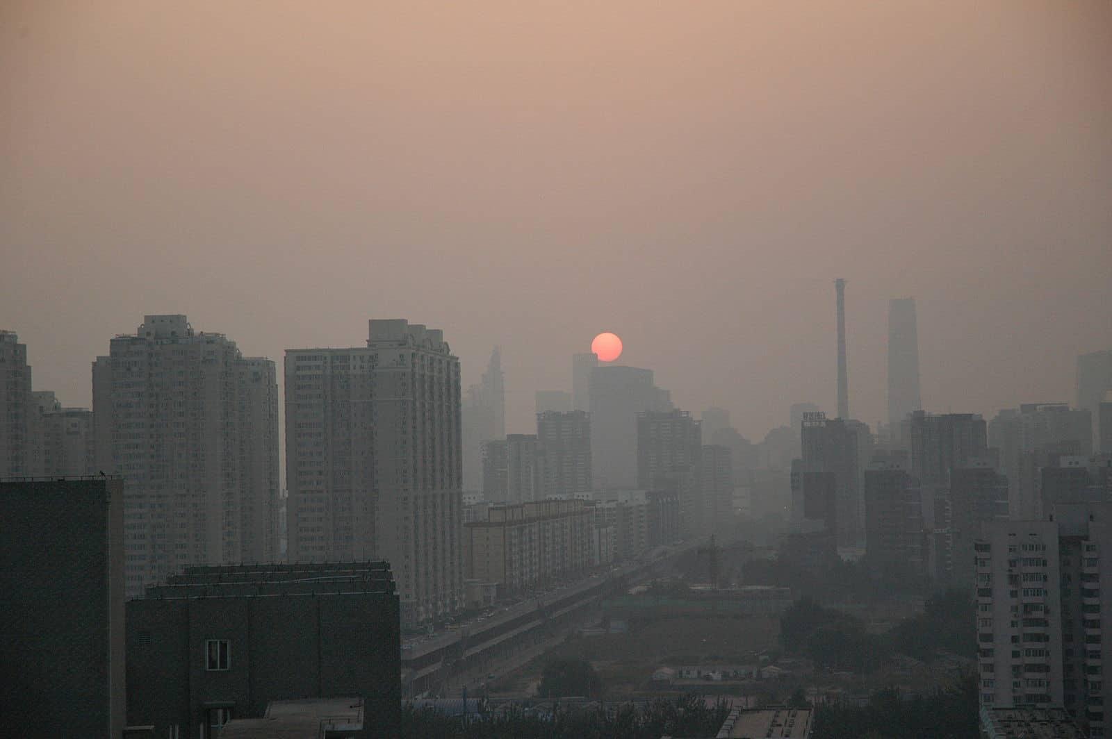 Beijing Air Improvements Provide Model
