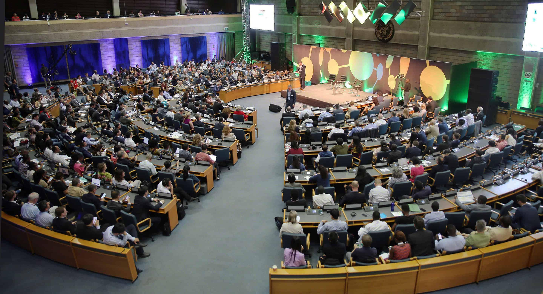 UN SPBF Second Global Session