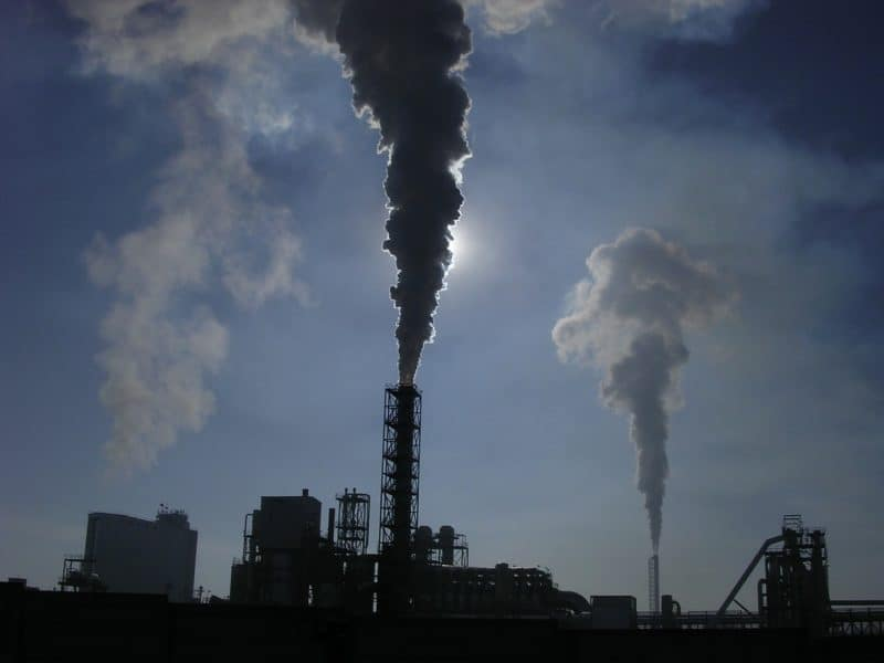 Private sector emissions reduction pledge 'unprecedented'