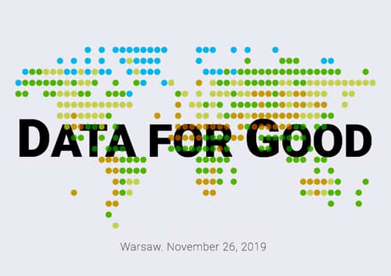 """Data for Good"" Joint Session held in Poland"